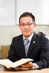 弁護士・弁理士 中村博太郎(なかむら ひろたろう)